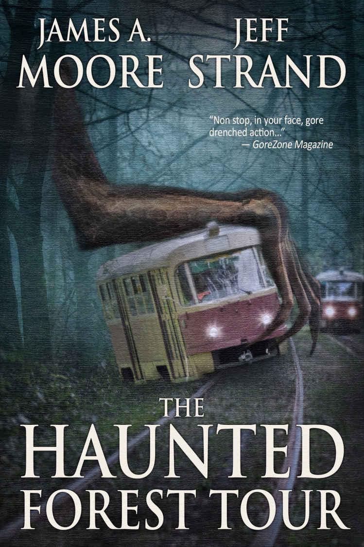The Haunted Forest Tour Fan Fiction | S A  Schneider